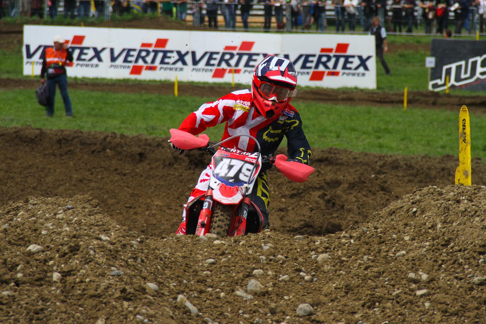 Taiki Koga - ayearinmx - Motocross Pictures - Vital MX
