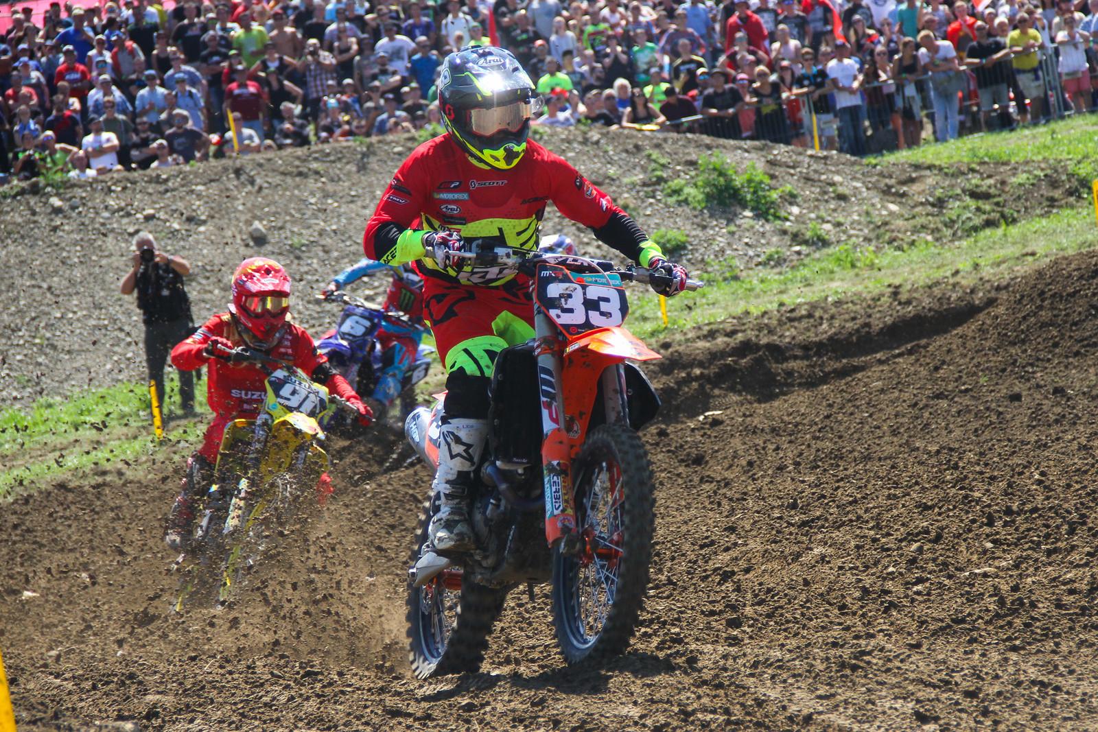 Julien Lieber - ayearinmx - Motocross Pictures - Vital MX