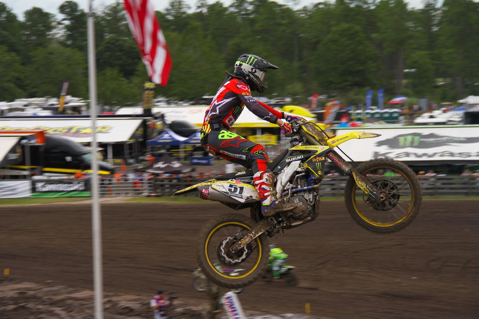 Justin Barcia - ayearinmx - Motocross Pictures - Vital MX