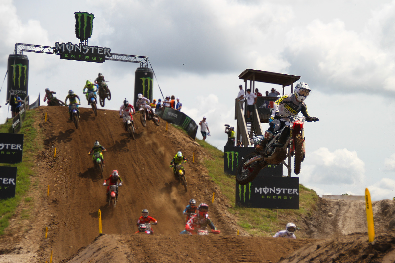 RJ Hampshire - ayearinmx - Motocross Pictures - Vital MX