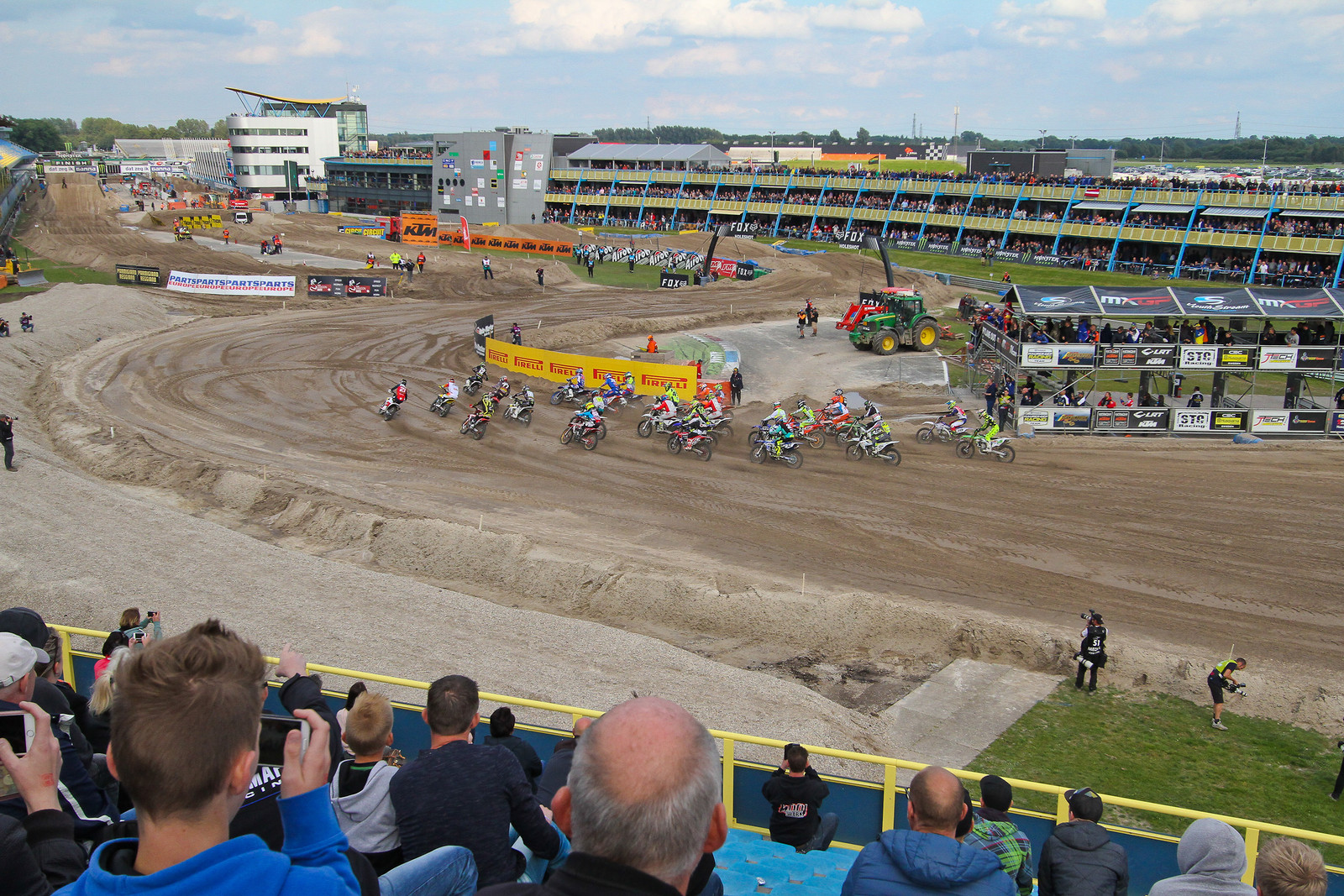 View from the Stands - ayearinmx - Motocross Pictures - Vital MX
