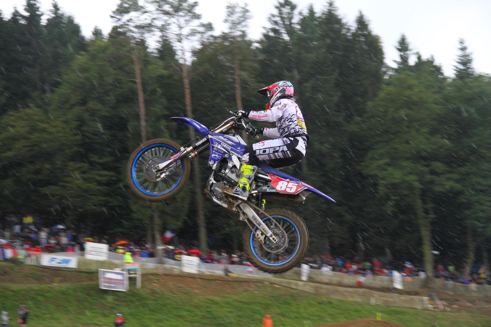 Nancy van der Ven - ayearinmx - Motocross Pictures - Vital MX