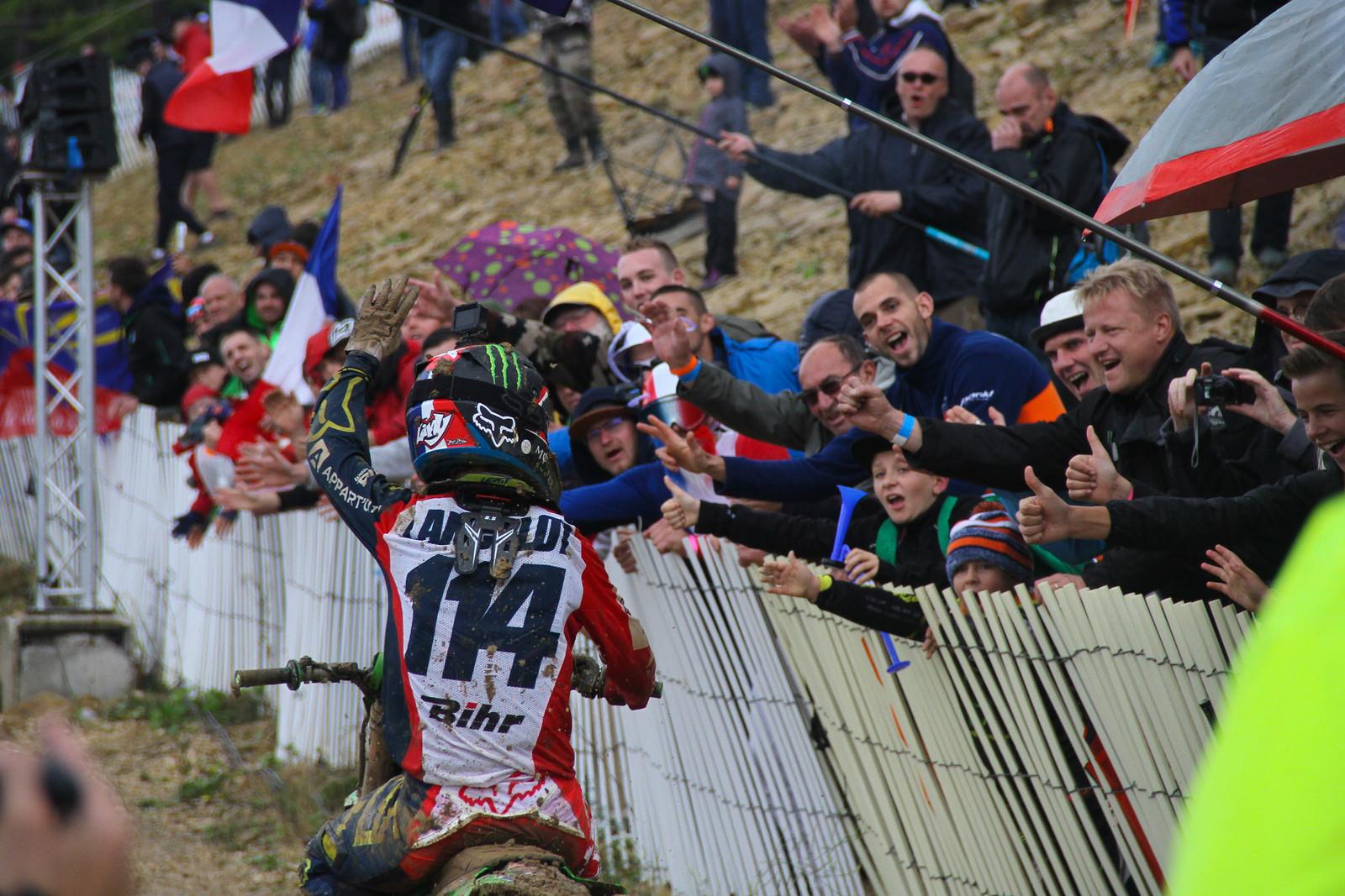 Livia Lancelot - ayearinmx - Motocross Pictures - Vital MX