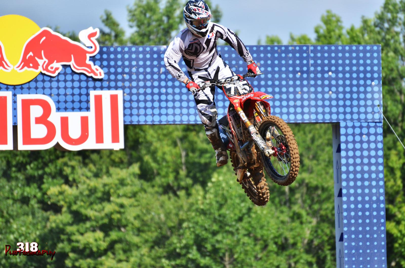 715-01 - MxPro318 - Motocross Pictures - Vital MX
