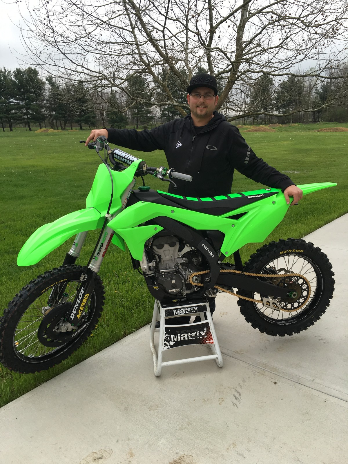 Kawasaki Flo Green Plastics