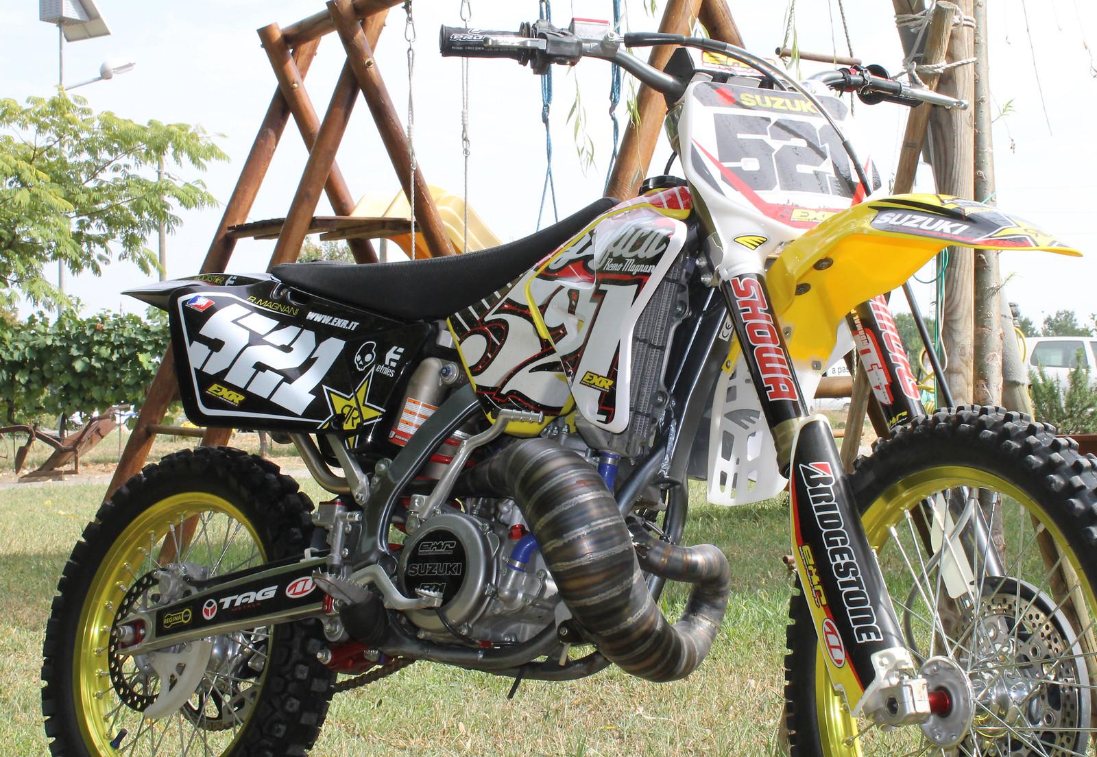 suzuki settembre 2011 - effettoxtremo - Motocross Pictures - Vital MX
