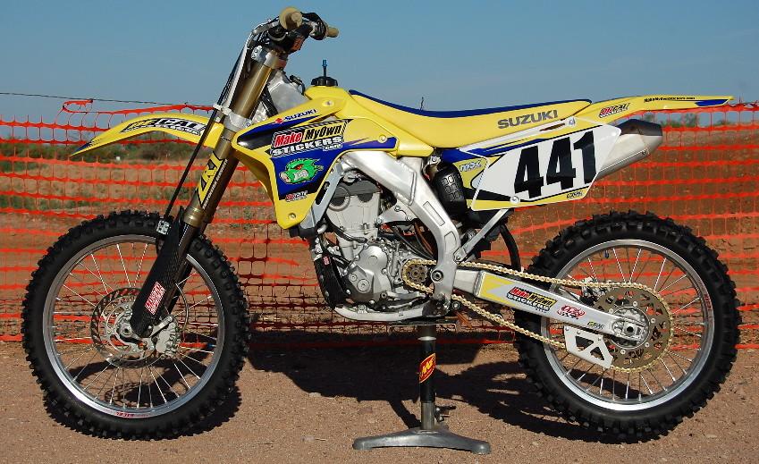 PD's RMZ450