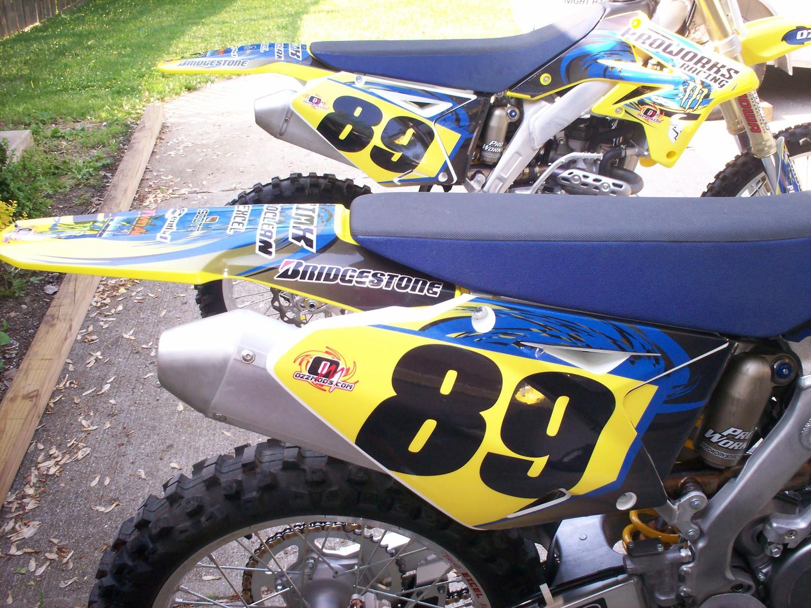 2008 RMZ~ 250/450
