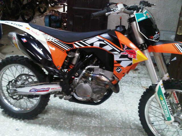 ktm 250 sxf - andre palmer - motocross pictures - vital mx