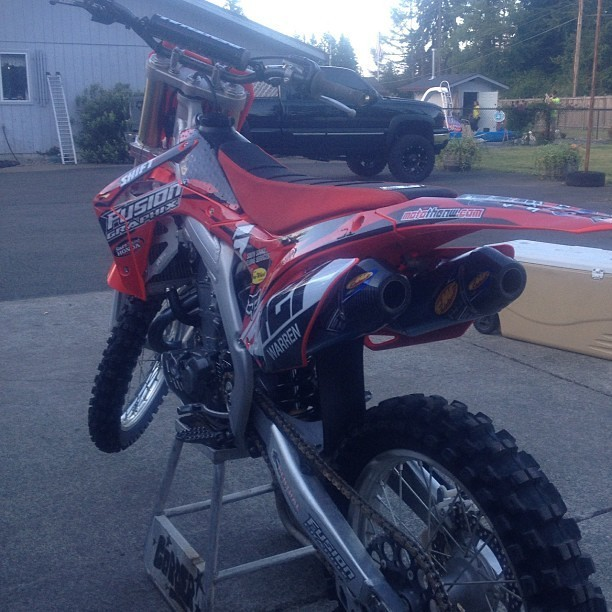 2013 honda 450 mw421 s bike check vital mx