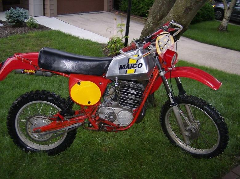 maico 400