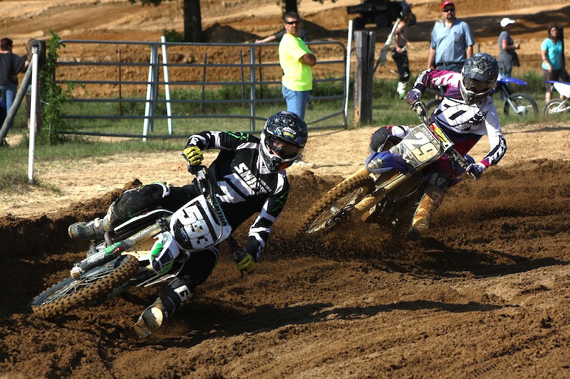 Jeffrey Lewis and Joseph Dukes - DanielleChaffin728 - Motocross Pictures - Vital MX