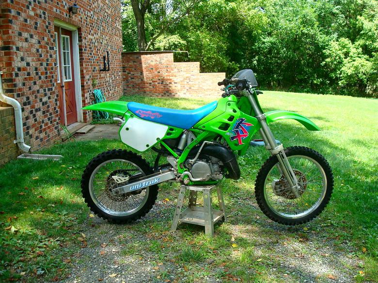Kawasaki Kxengine For Sale