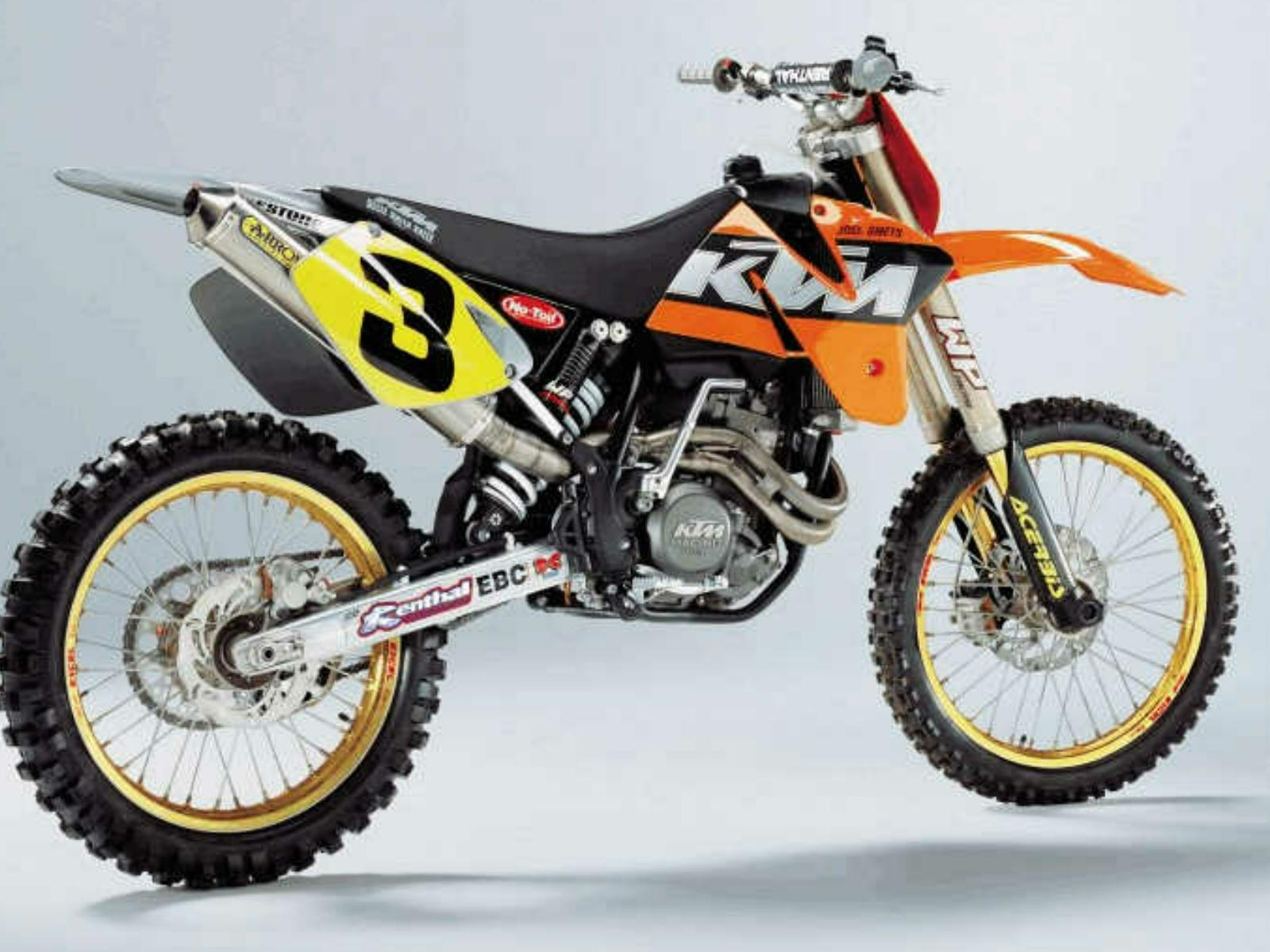 2000 ktm 520 sx joel smets 1 dirtracer motocross. Black Bedroom Furniture Sets. Home Design Ideas