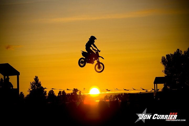 Mx Sunset  - Jon Currier Photography - Motocross Pictures - Vital MX
