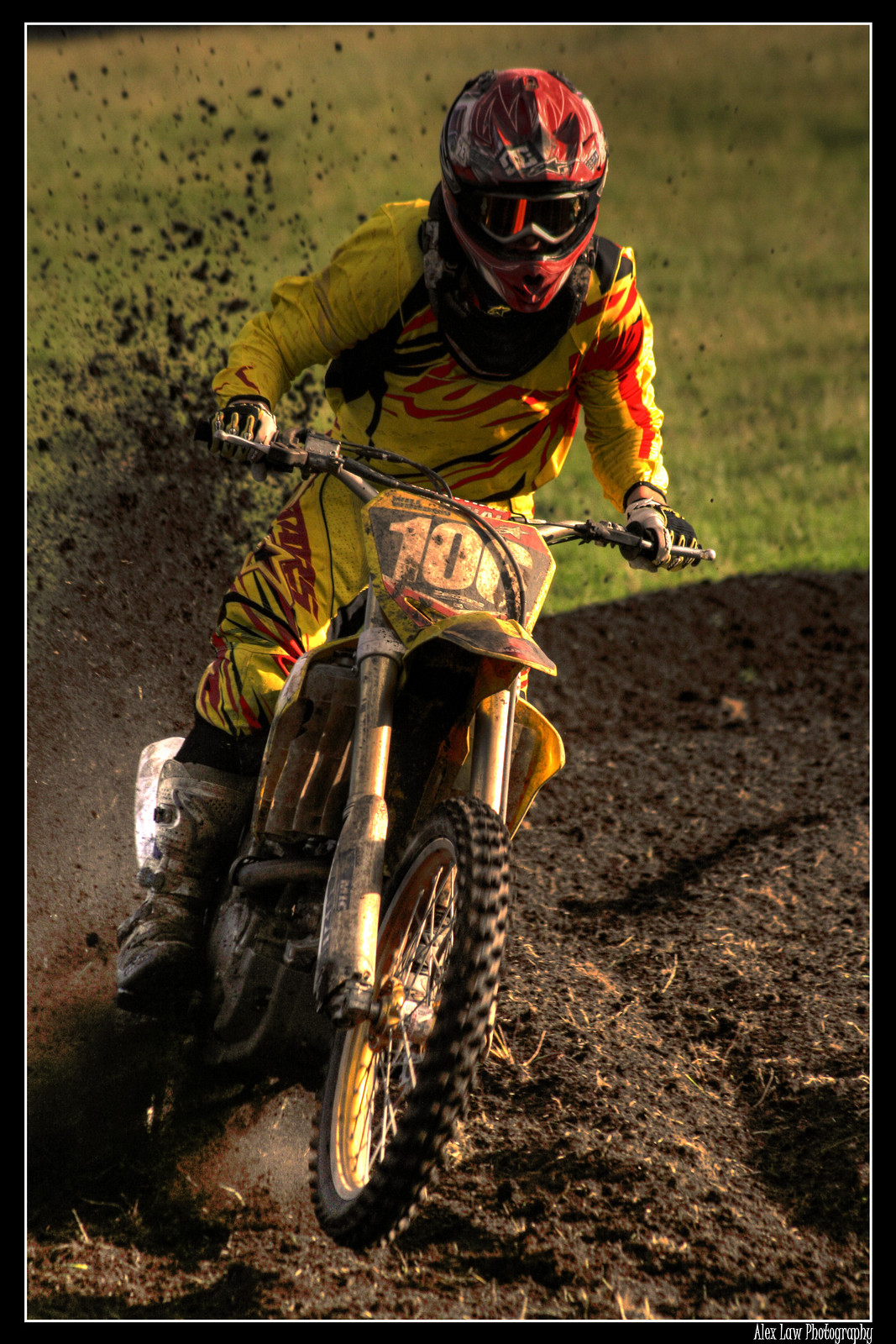 Will Worden - AlexLaw - Motocross Pictures - Vital MX
