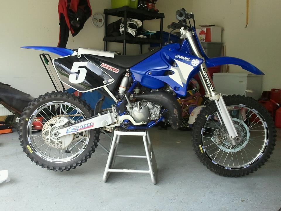 2002 YZ125 - antonio.dobson - Motocross Pictures - Vital MX