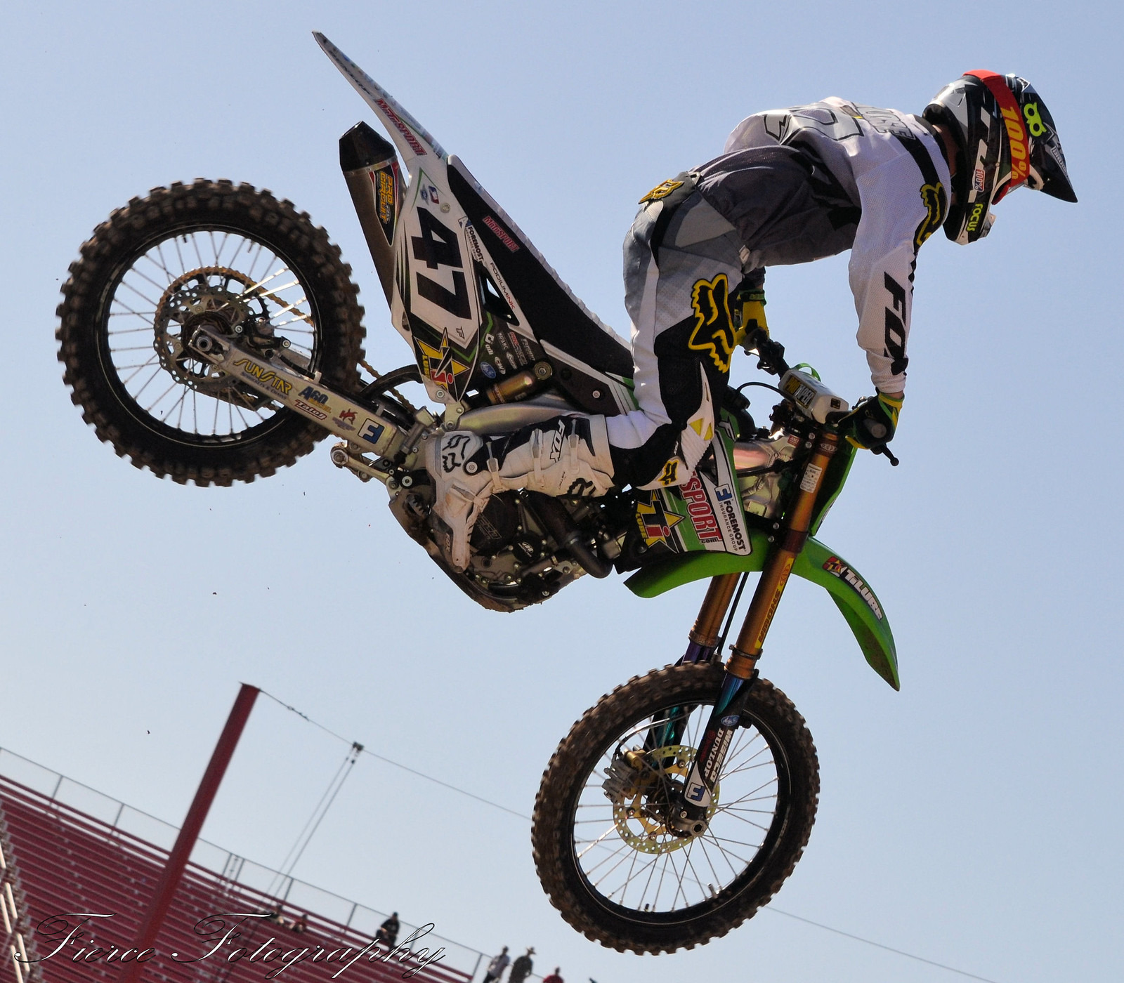 Vegas Supercross 2012  - Fierce Fotography - Motocross Pictures - Vital MX