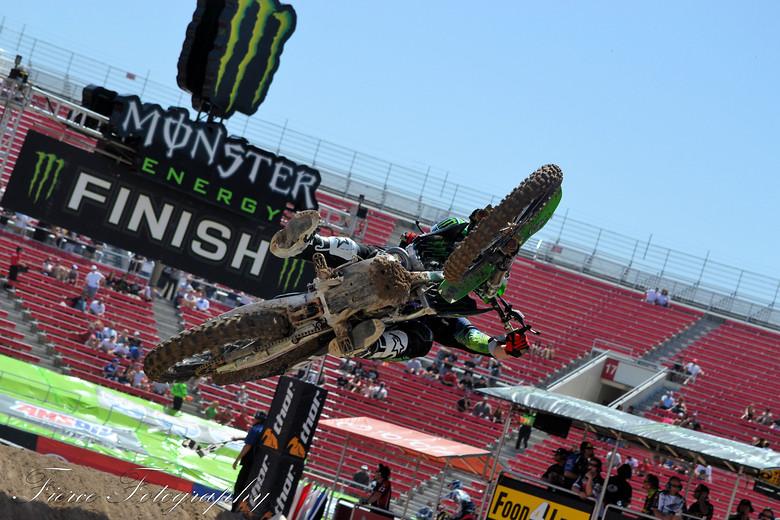 Vegas Supercross 2012  - Fierce Fotography - Motocross Pictures - Vital MX