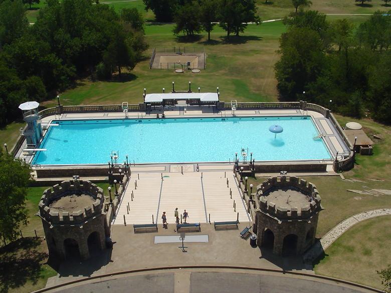 Wentz pool ponca city lostboy819 motocross pictures for Pool show okc