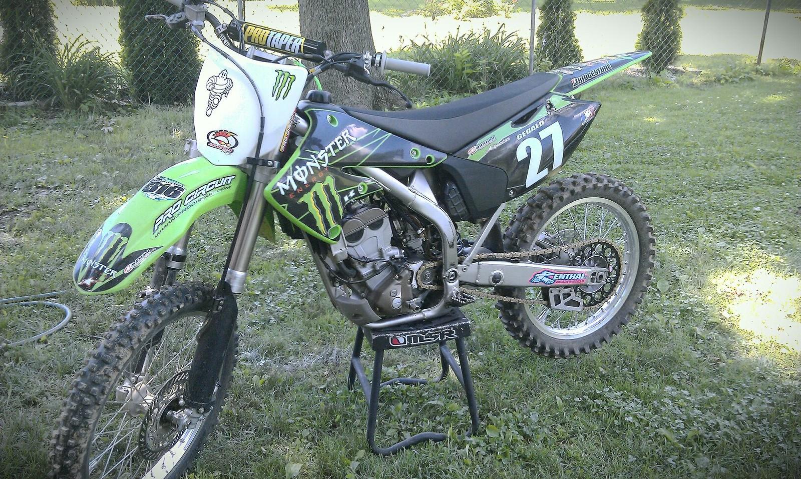 kx250f - PK27RACING - Motocross Pictures - Vital MX