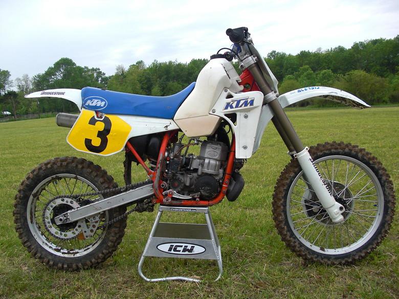Ktm Exc F Tires Motocross