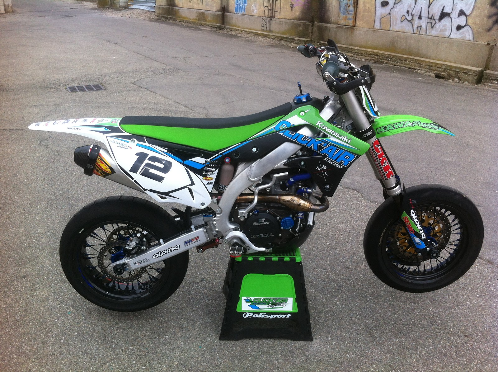 click air supermoto racing team factorypartsfrance 39 s bike check vital mx. Black Bedroom Furniture Sets. Home Design Ideas