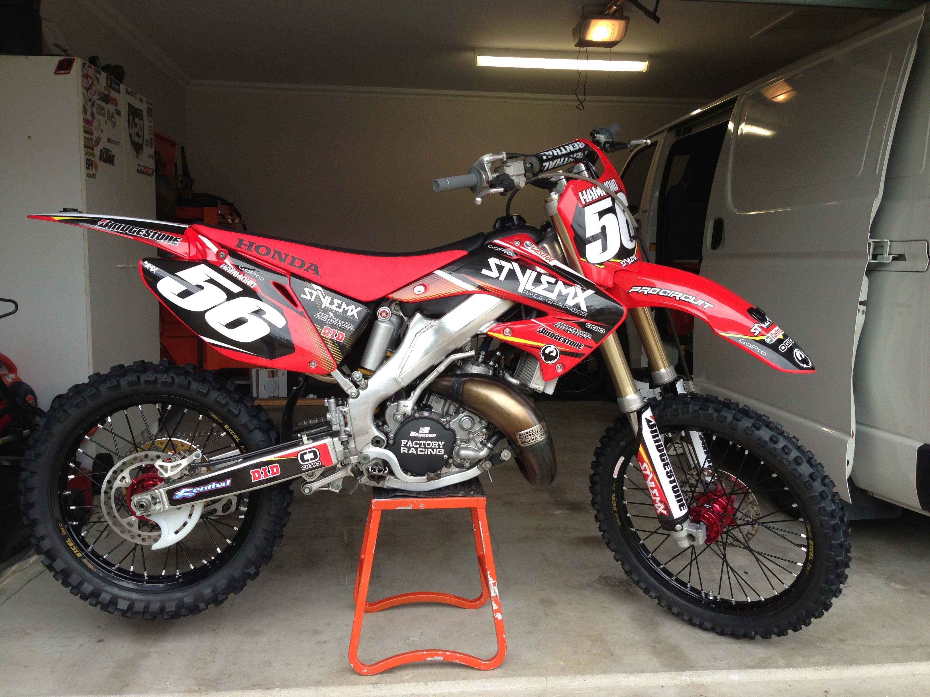 2007 Cr 125 - Joshhammond U0026 39 S Bike Check