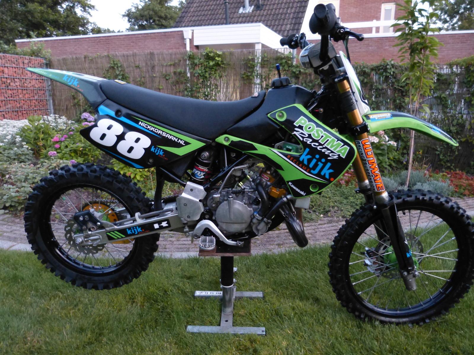 kawasaki kx 85 2010 kawasaki88 motocross pictures vital mx. Black Bedroom Furniture Sets. Home Design Ideas