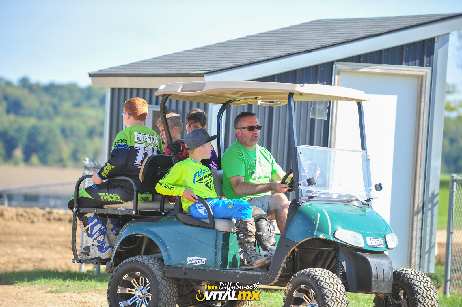 Ranger Racing - DiffySmooth - Motocross Pictures - Vital MX