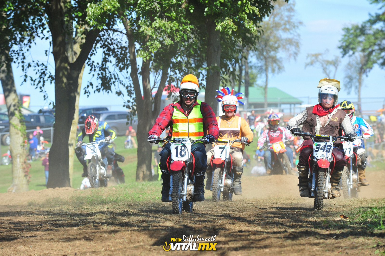 Village People? - DiffySmooth - Motocross Pictures - Vital MX