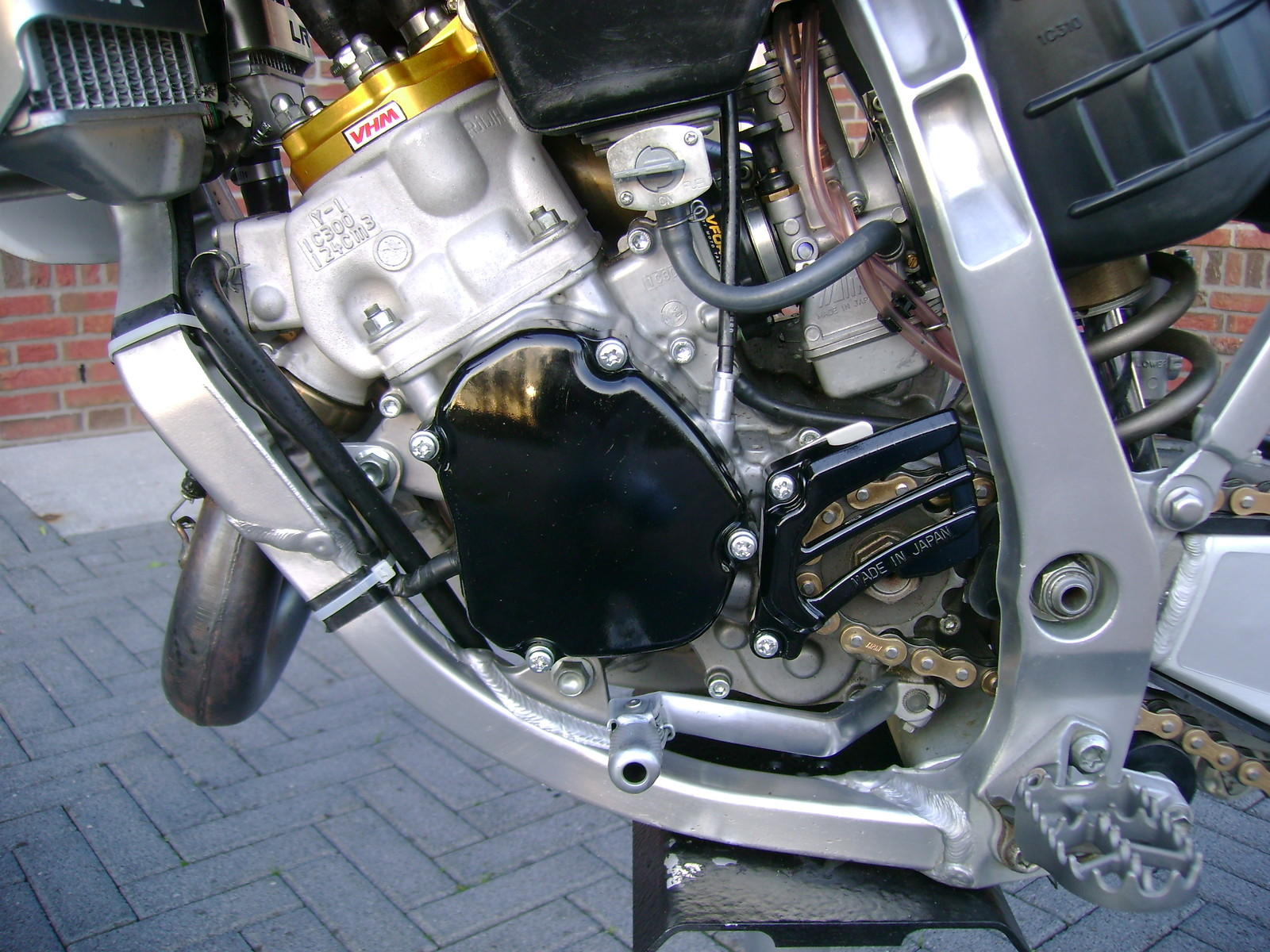 Yamaha Bruin  Years