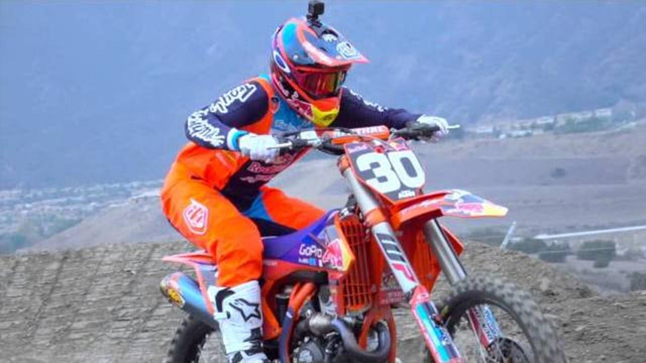 Troy Lee Designs Helmet >> 2016 Team TLD KTM - Race Team Intro - GD2 - Motocross Videos - Vital MX
