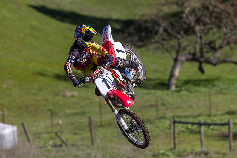 Onboard: Ken Roczen - Terrafirma 94 - GD2 - Motocross ...