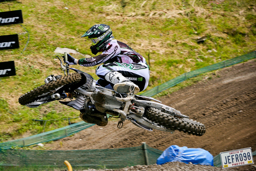 Arnaud Tonus - Swedish GP, Saturday pitbits - Motocross Pictures - Vital MX