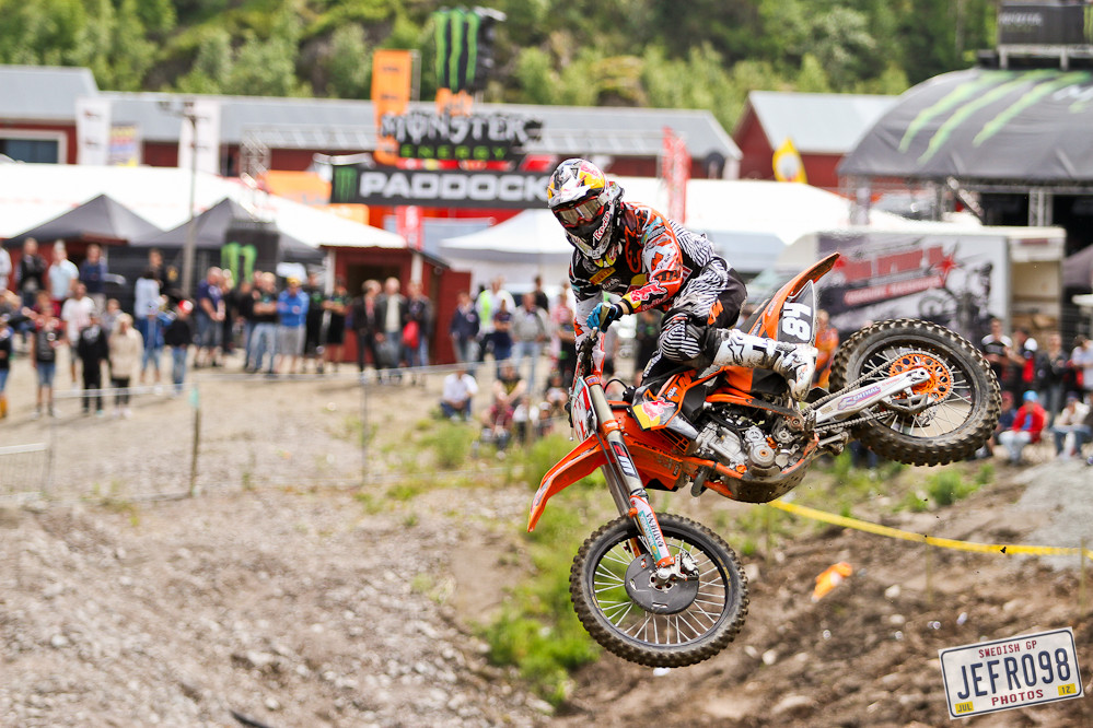 Jeffrey Herlings - Swedish GP, Saturday pitbits - Motocross Pictures - Vital MX