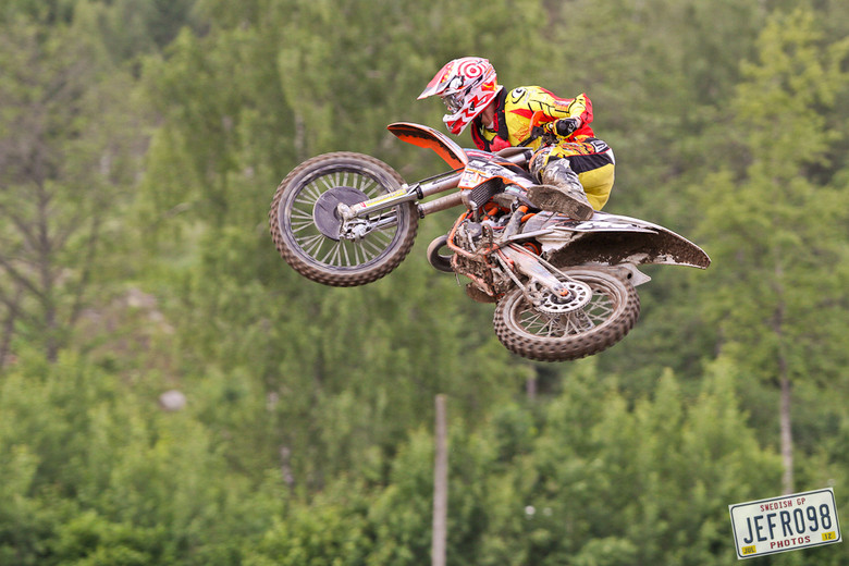 Tim Gajser - Swedish GP, Saturday pitbits - Motocross Pictures - Vital MX