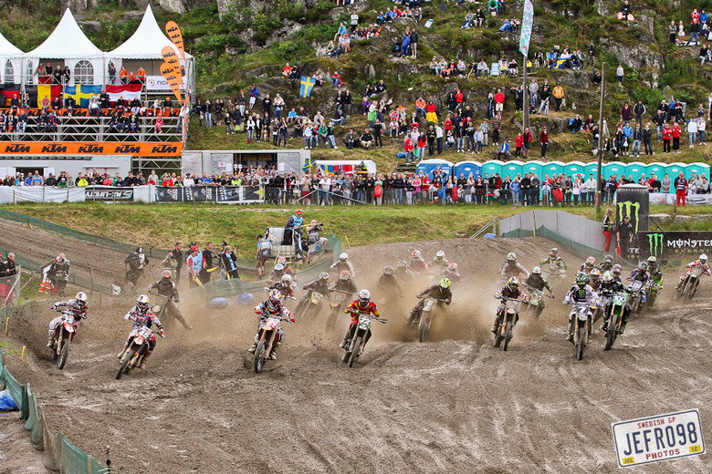 MX2 Start - Swedish GP, Saturday pitbits - Motocross Pictures - Vital MX