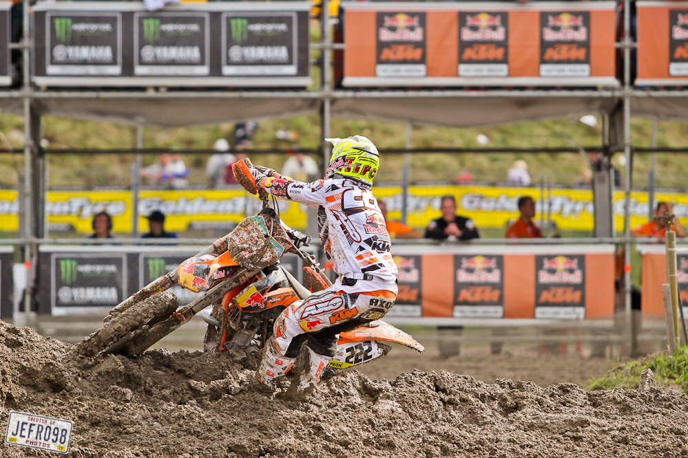 Toni Cairoli - Swedish GP, Sunday racing - Motocross Pictures - Vital MX