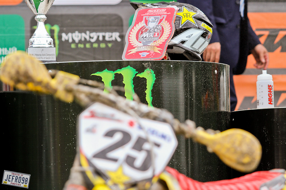 Clement Desalle - Swedish GP, Sunday racing - Motocross Pictures - Vital MX