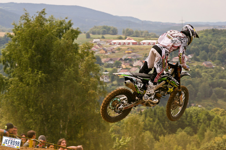 Valentin Teillet - Czech GP Saturday Pitbits - Motocross Pictures - Vital MX