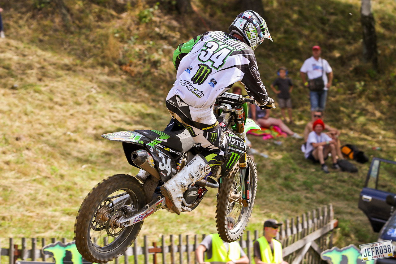 Joel Roelants  - Czech GP Sunday Racing pictures - Motocross Pictures - Vital MX