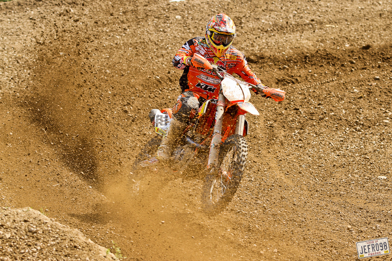 Toni Cairoli - Czech GP Sunday Racing pictures - Motocross Pictures - Vital MX
