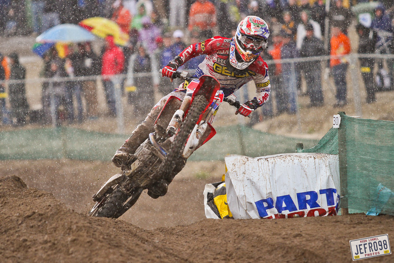 Justin Barcia - MXoN Saturday Qualifing Races - Motocross Pictures - Vital MX