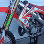 Pic of 24th december 2014: Ready for 2015 updated Kayaba forks 1990 Mugen kit (25th season !!!)