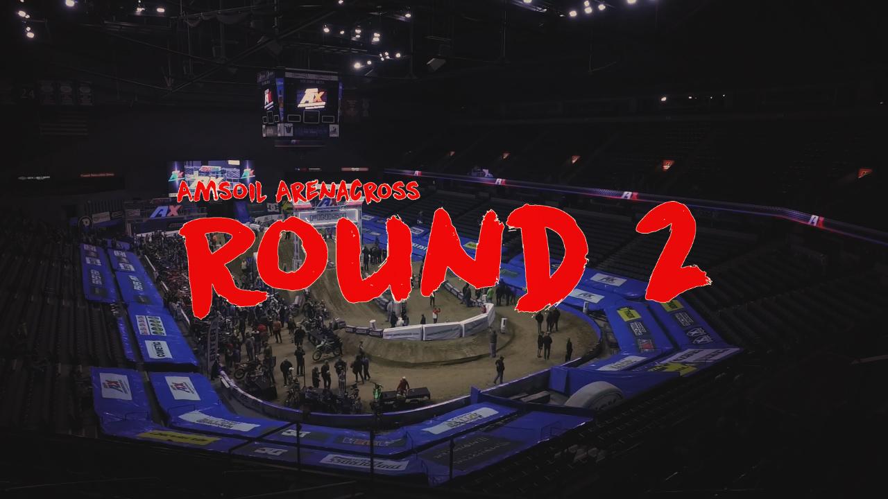 Honda Grand Rapids >> TUFTV: Amsoil Arenacross RD2 Grand Rapids - Tilube TUF Racing Honda - Motocross Videos - Vital MX