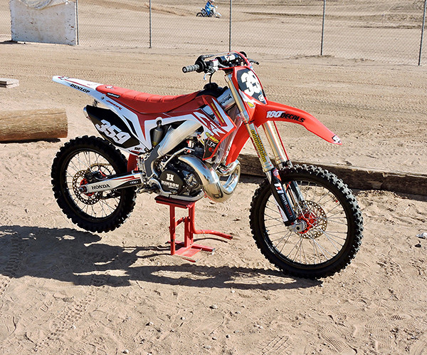 07CR250R ML1 - pgd - Motocross Pictures - Vital MX