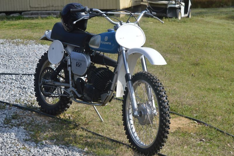 1976 Husqvarna 175 GP