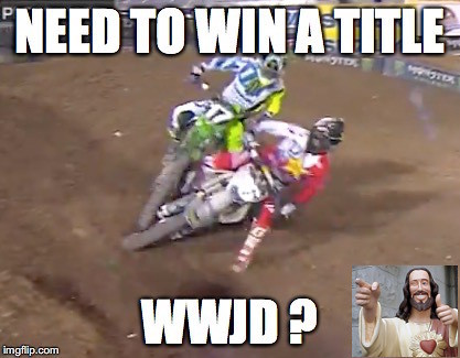 WWJD2 - RonnieMac-69 - Motocross Pictures - Vital MX
