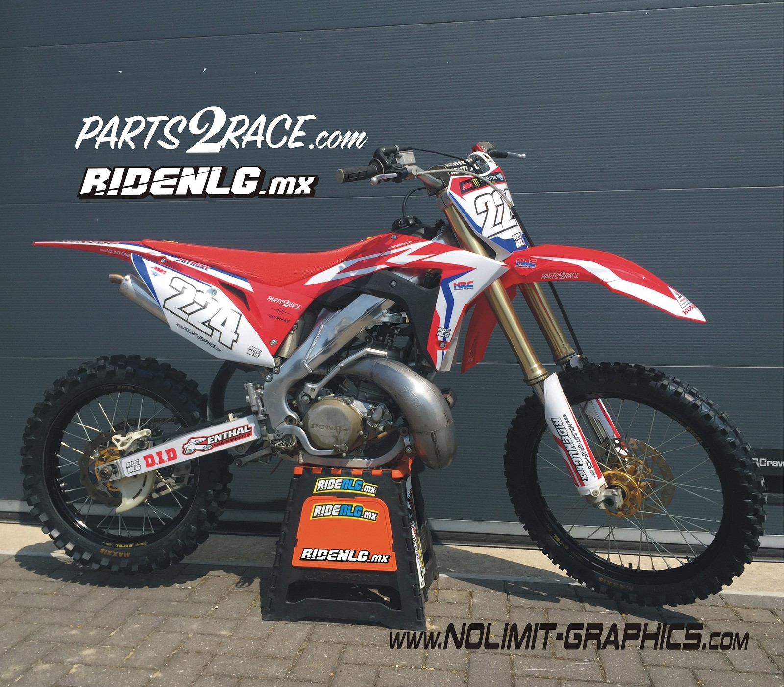 cr250 04 -17 crf450 plastics